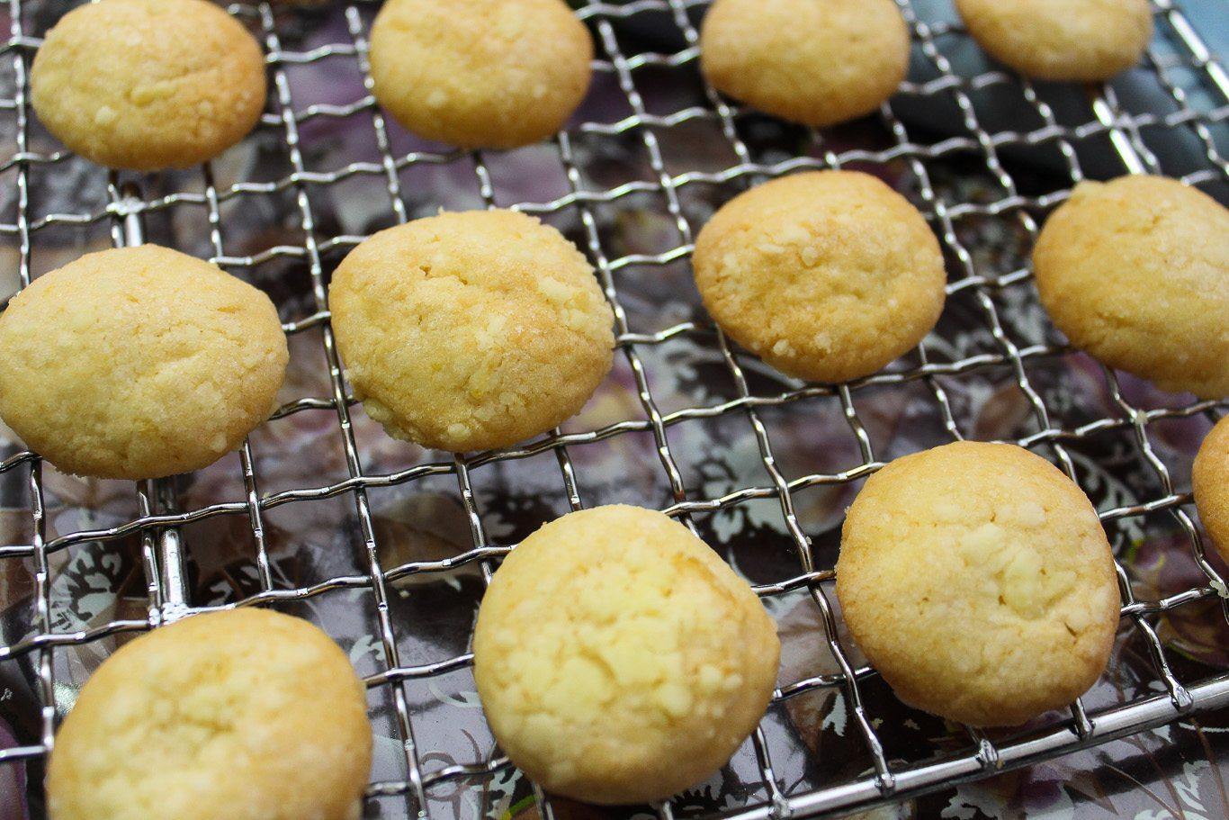 delicious lemon cookies