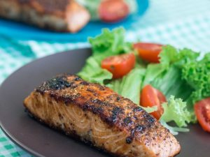 Simple Caramelized Salmon Recipe