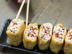 Easy Inari Sushi Recipe