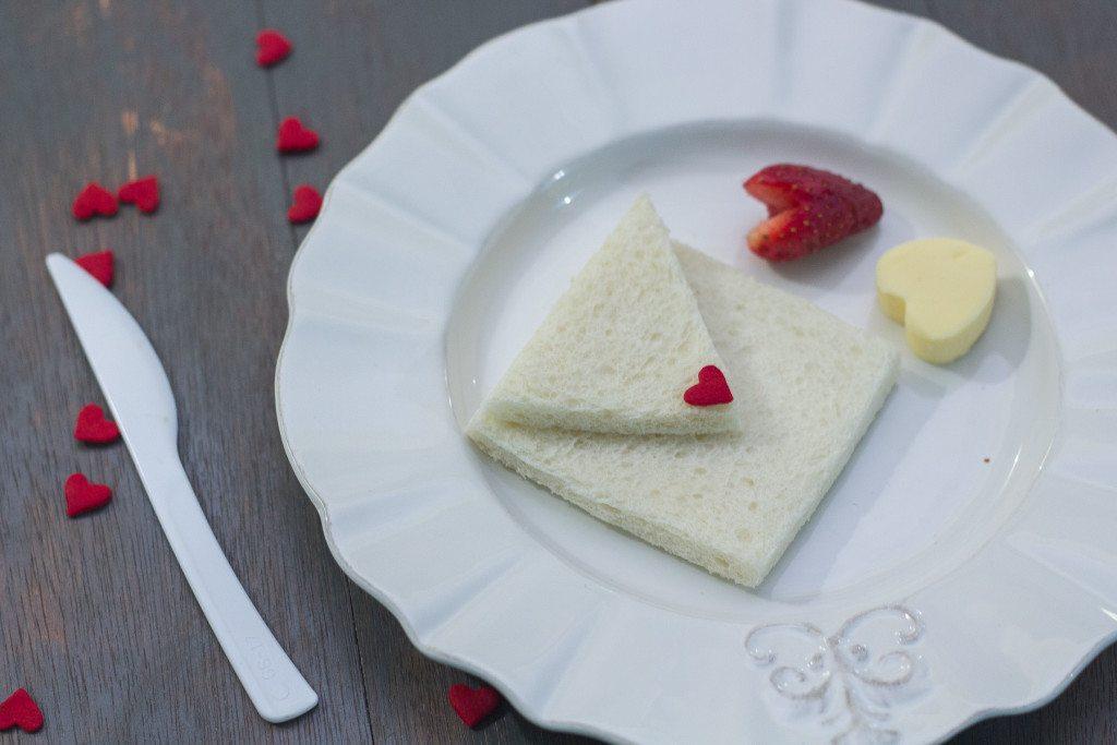 Love Letter Toast