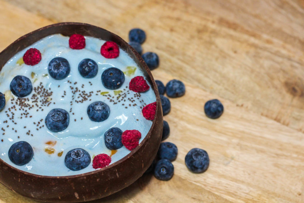 Blue Smoothie Bowl Recipe