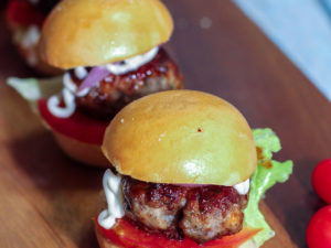 Cheeseburger Sliders Recipe