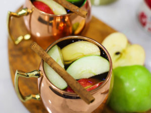 Delicious Homemade Apple Cider