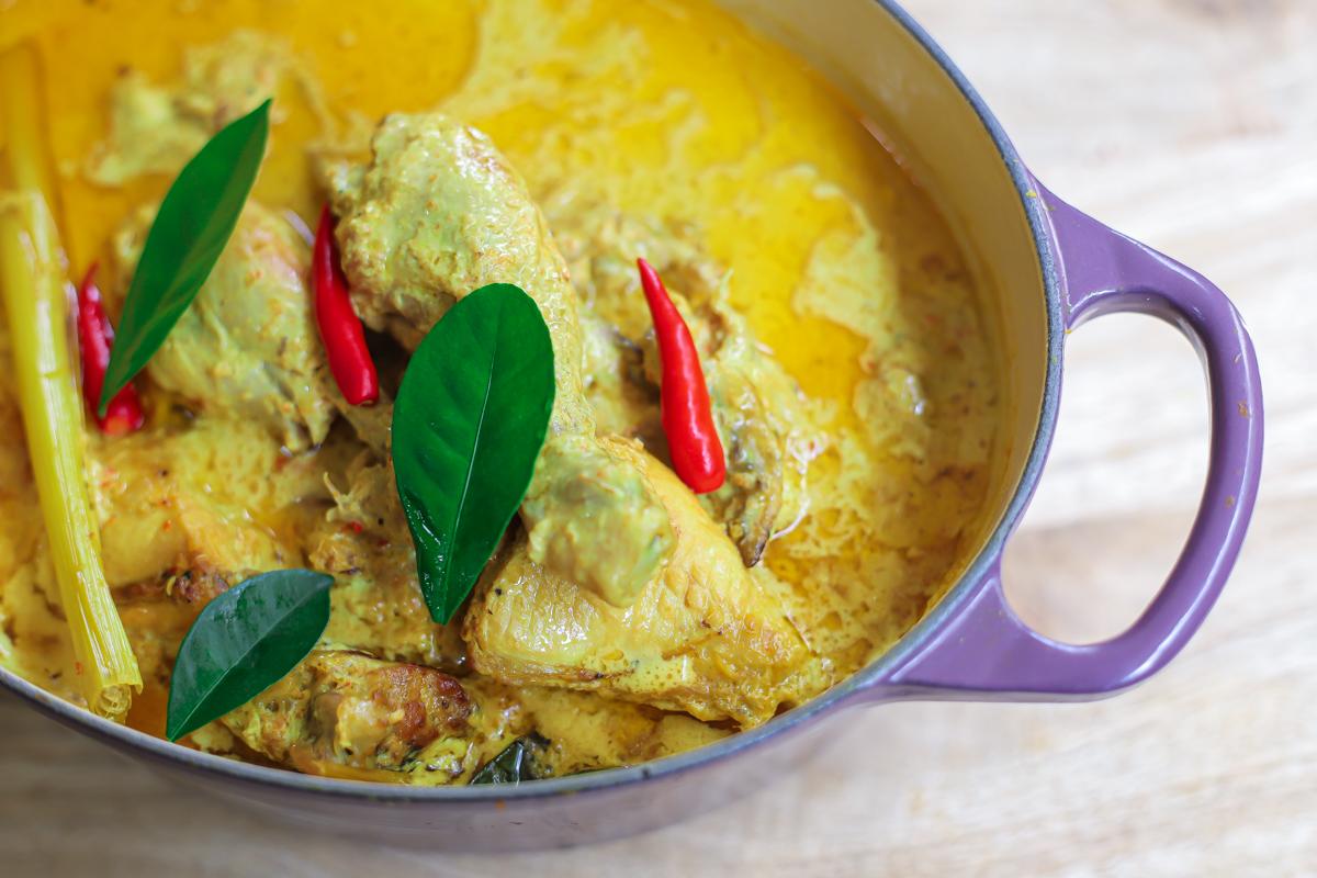 Ayam Masak Lemak Cili Padi Recipe - Maya Kitchenette