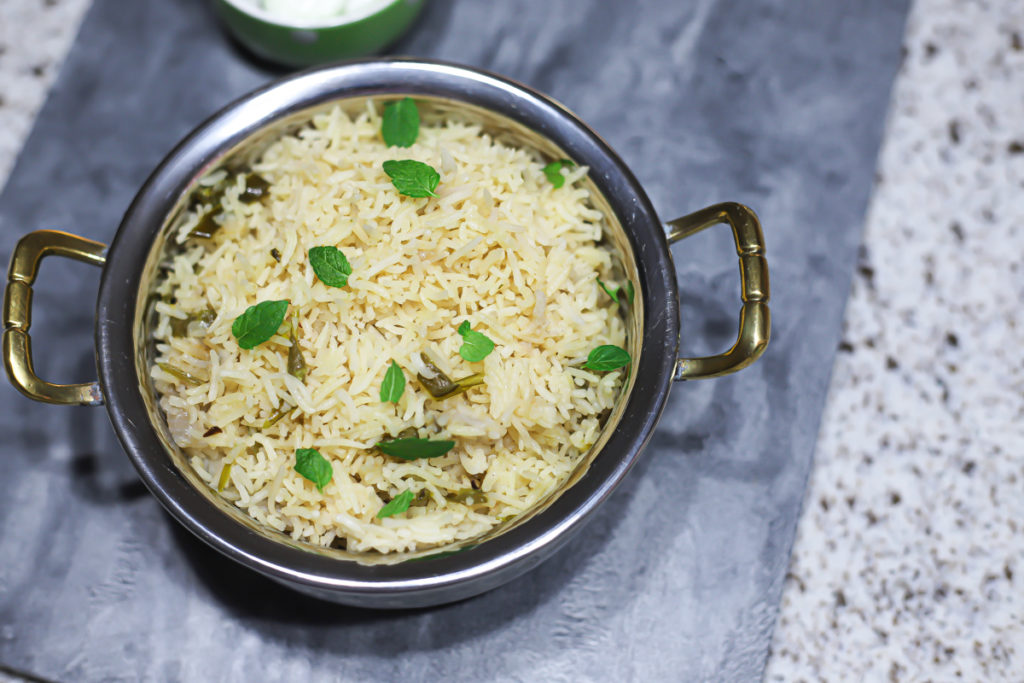 Easy Ghee Rice