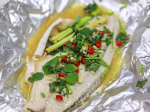 Thai Steamed Fish Recipe