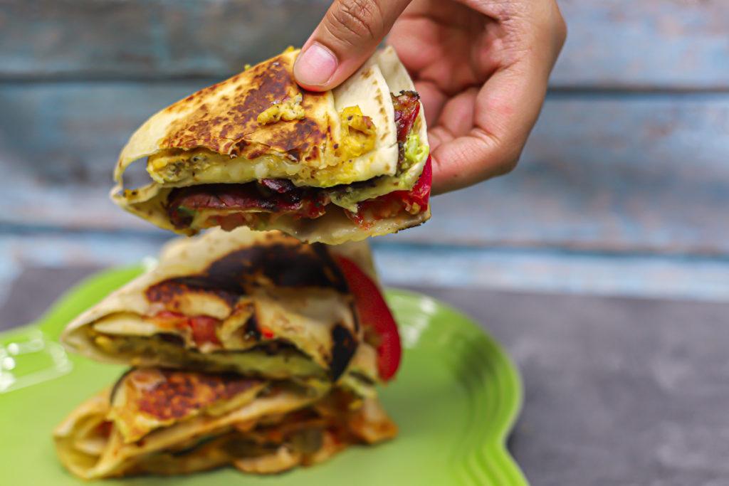 Tortilla Wraps 3 ways